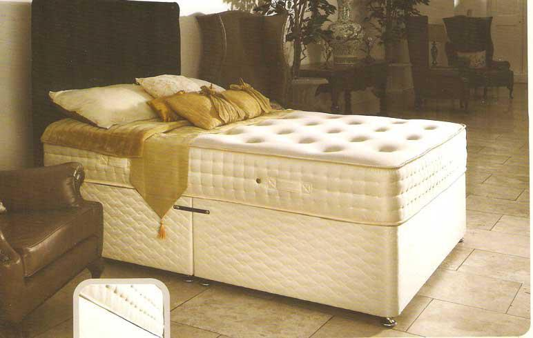 Balmoral pocket sprung bed