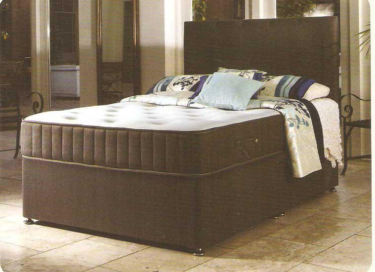 knightsbridge pocket divan bed