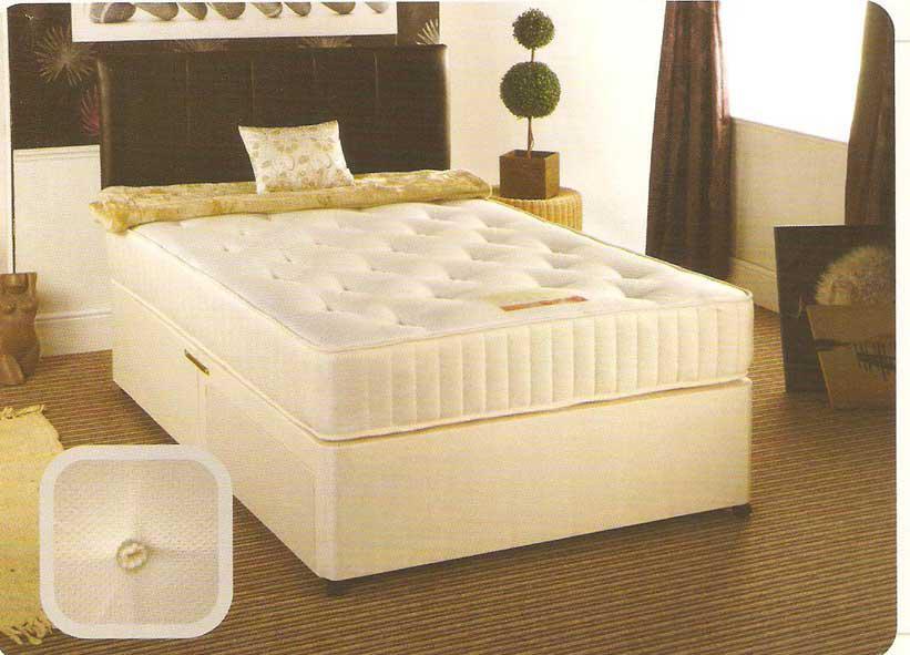 orthopaedic divan bed